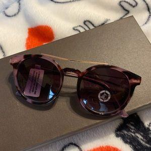 Juicy Couture Sunglasses Aviator Tortoise Frame